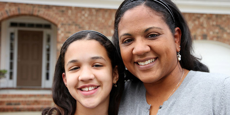 mother daughter foster 1 - How Much Does It Cost To Get A Foster License
